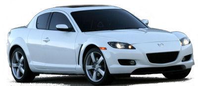 Présentation du Mazda RX-8 de 2007